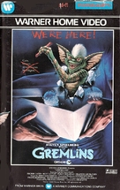Gremlins - Finnish VHS cover (xs thumbnail)