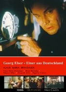 Georg Elser - Einer aus Deutschland - Austrian Movie Cover (xs thumbnail)