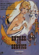 Upstairs and Downstairs - French Movie Poster (xs thumbnail)
