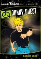 """The Real Adventures of Jonny Quest"" - DVD cover (xs thumbnail)"