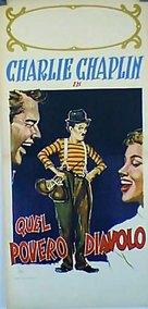 The Champion - Italian Movie Poster (xs thumbnail)