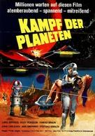 ...4 ...3 ...2 ...1 ...morte - German Movie Poster (xs thumbnail)