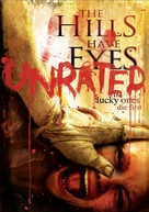 The Hills Have Eyes - DVD cover (xs thumbnail)