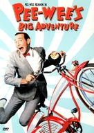 Pee-wee's Big Adventure - DVD cover (xs thumbnail)