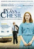 On Chesil Beach - Spanish Movie Poster (xs thumbnail)