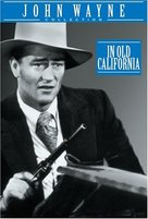 In Old California - DVD cover (xs thumbnail)