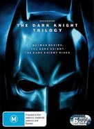 The Dark Knight - Australian DVD movie cover (xs thumbnail)