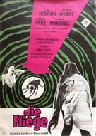 The Fly - German Movie Poster (xs thumbnail)