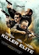 Killer Elite - Thai Movie Poster (xs thumbnail)