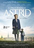 Unga Astrid - Spanish Movie Poster (xs thumbnail)