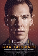 The Imitation Game - Polish Movie Poster (xs thumbnail)