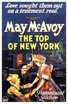 The Top of New York - Movie Poster (xs thumbnail)