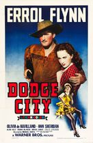 Dodge City - Movie Poster (xs thumbnail)