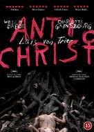 Antichrist - Danish DVD movie cover (xs thumbnail)