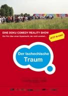 Ceský sen - German poster (xs thumbnail)