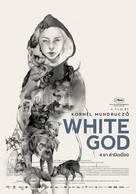 Fehér isten - Thai Movie Poster (xs thumbnail)