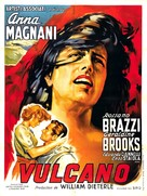 Vulcano - French Movie Poster (xs thumbnail)
