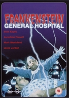 Frankenstein General Hospital - British Movie Cover (xs thumbnail)