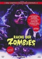 La revanche des mortes vivantes - German Blu-Ray movie cover (xs thumbnail)