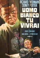 No Way Out - Italian Movie Poster (xs thumbnail)
