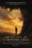 A Monster Calls - Dutch Movie Poster (xs thumbnail)