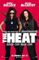 The Heat - British Movie Poster (xs thumbnail)