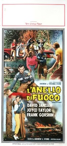 Ring of Fire - Italian Movie Poster (xs thumbnail)