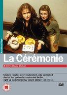 La cérémonie - British DVD cover (xs thumbnail)
