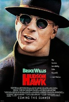 Hudson Hawk - Movie Poster (xs thumbnail)