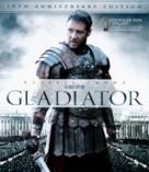 Gladiator - Swiss Blu-Ray cover (xs thumbnail)