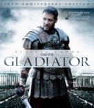 Gladiator - Swiss Blu-Ray movie cover (xs thumbnail)