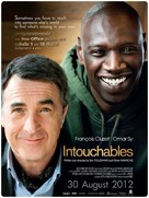 Intouchables - Thai Movie Poster (xs thumbnail)