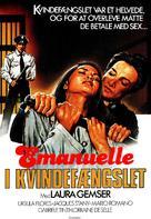 Violenza in un carcere femminile - Danish Movie Poster (xs thumbnail)