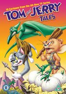 """""""Tom and Jerry Tales"""" - British DVD movie cover (xs thumbnail)"""