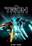 TRON: Legacy - Movie Poster (xs thumbnail)