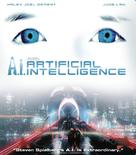 Artificial Intelligence: AI - Movie Cover (xs thumbnail)