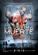 La última muerte - Mexican Movie Poster (xs thumbnail)