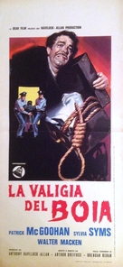 The Quare Fellow - Italian Movie Poster (xs thumbnail)