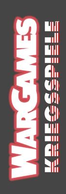 WarGames - German Logo (xs thumbnail)