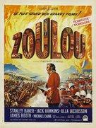 Zulu - French Movie Poster (xs thumbnail)