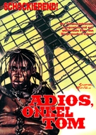 Addio zio Tom - German DVD cover (xs thumbnail)
