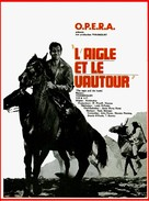 The Eagle and the Hawk - French Movie Poster (xs thumbnail)