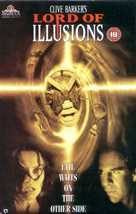 Lord of Illusions - British VHS cover (xs thumbnail)