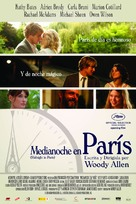 Midnight in Paris - Mexican Movie Poster (xs thumbnail)