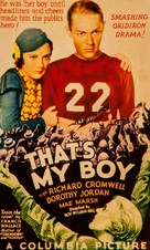 That's My Boy - Movie Poster (xs thumbnail)