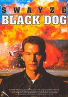 Black Dog - Italian Movie Poster (xs thumbnail)