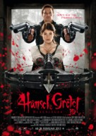 Hansel & Gretel: Witch Hunters - Austrian Movie Poster (xs thumbnail)