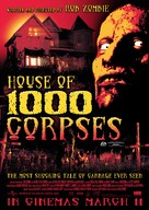 House of 1000 Corpses - Australian Movie Poster (xs thumbnail)