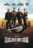 Wild Hogs - Argentinian DVD movie cover (xs thumbnail)