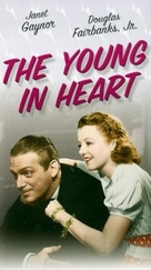 The Young in Heart - VHS cover (xs thumbnail)